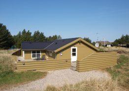 Ferienhaus mit Sauna und nah am Zentrum von Blåvand (Bild 1)