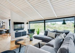 Modernes Ferienhaus mit Sauna, Whirlpool, 1 Hund (Bild 3)