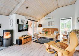 Solides 4-Sterne Ferienhaus in Ortsrandlage, Sauna und Whirlpool (Bild 2)