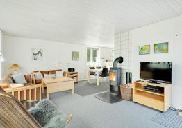 Lille sommerhus i Blåvand med attraktiv beliggenhed og udestue (billede 3)