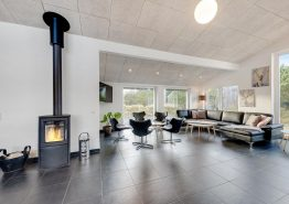 Lækkert poolhus til 14 personer på fantastisk naturgrund (billede 3)