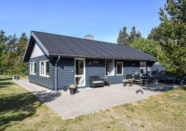 Persönlich eingerichtetes Ferienhaus mit Kamin (Bild 1)