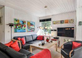 Persönlich eingerichtetes Ferienhaus mit Kamin (Bild 3)