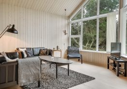 Skønt feriehus med sauna, spa og grillhytte (billede 3)