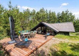Skønt lille feriehus i naturskønne Ho (billede 1)