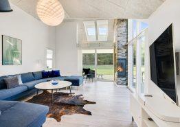 Luksusferiehus i fredelige omgivelser med sauna, udespa og mere (billede 3)