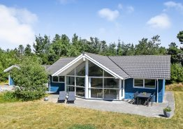 Tolles Ferienhaus mit Whirlpool und Sauna in ruhiger Umgebung. Kat. nr.:  61977, Juulsvej 8 E;