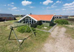 Gutes Ferienhaus in Westjütland für Familie mit Hund (Bild 1)
