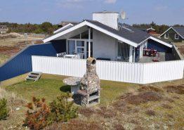 Tolles Ferienhaus mit geschlossener Terrasse (Bild 1)