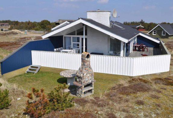 Tolles Ferienhaus mit geschlossener Terrasse