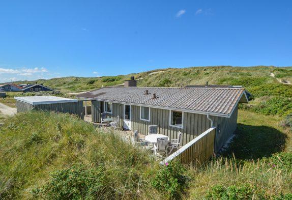 Gemütliches Ferienhaus nur 50 Meter vom Strand entfernt