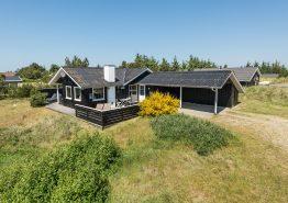 Gepflegtes Ferienhaus an der dänischen Nordseeküste (Bild 1)