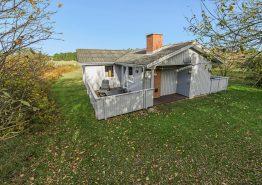 Gemütliches und abgeschirmtes Ferienhaus mit Terrasse