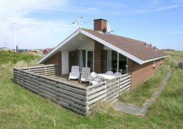 Feriehus i storslået natur på den danske nordsøkyst