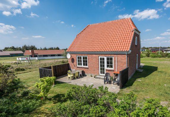 Hyggeligt sommerhus med gratis energi forbrug