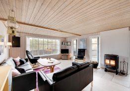 Dejligt feriehus i Bjerregård med sauna og spa (billede 3)