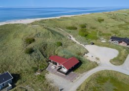 Holzhaus mit Sauna, nah an der Nordsee in Dänemark