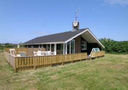 Energivenligt feriehus, udgangspunkt for lystfiskeri