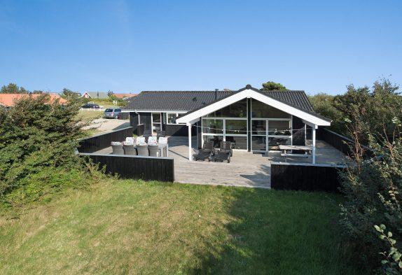 Familienurlaub im Luxusferienhaus in Dänemark