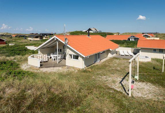 Ferienhaus mit Wellness-Bereich, nah der Nordsee