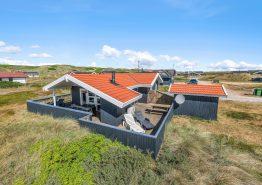 Dejligt feriehus med god terrasse