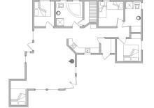 Gepflegtes Ferienhaus mit Sauna und Kaminofen (Bild 2)