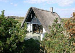 Rigtig hyggeligt sommerhus i Vestjylland, Danmark. Kat. nr.:  B2421, Toppebjerg 7;