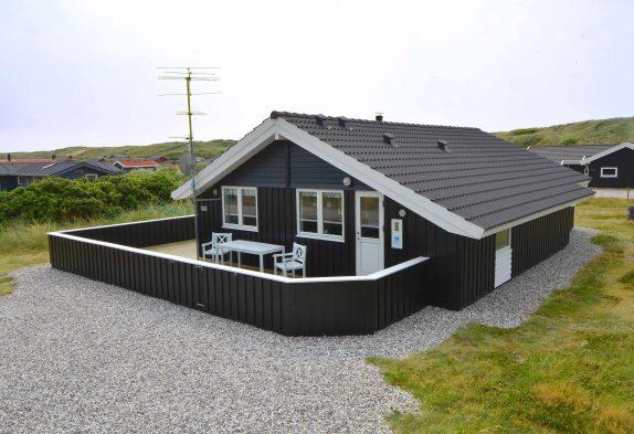 Velindrettet feriehus for lystfiskere og naturelsker
