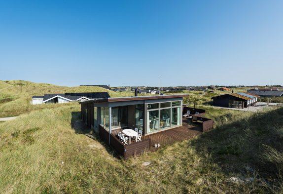 Unikt feriehus med flot udsigt og dejlig beliggenhed