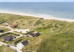 Ferienhaus direkt an der Nordsee