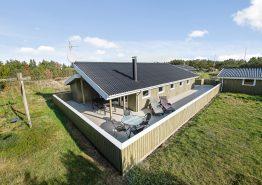 Nichtraucherhaus mit Internet & großer geschl. Terrasse