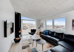 Nyt femstjernet feriehus med sauna kun 100 meter fra stranden (billede 3)
