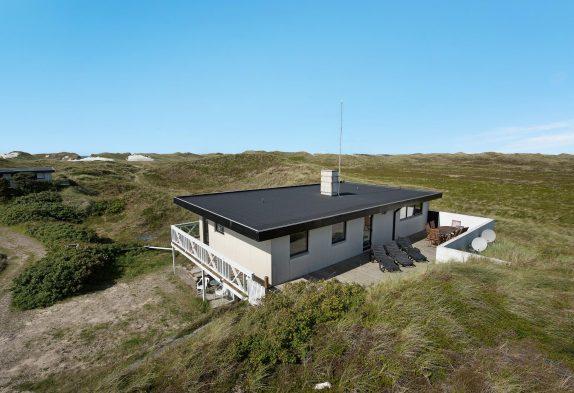 Ferienhaus in toller Lage und mit mehreren Terrassen