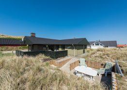 Schönes Ferienhaus in der Nähe vom Strand und den Dünen. Kat. nr.:  B2971, Kirstinevej 110;