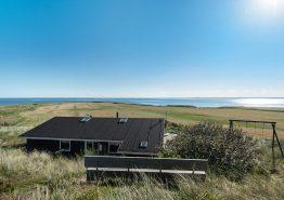 Schönes Ferienhaus in toller Lage mit Fjordblick (Bild 1)