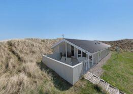 Dejligt feriehus med udsigt over klitlandskabet. Kat. nr.: C3151, Sandvej 3 A;