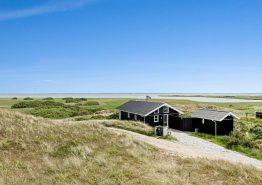Dejligt feriehus med udsigt over Ringkøbing Fjord