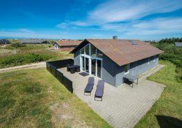 Ferienhaus für 6 Personen mit Whirlpool