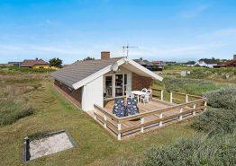 Gepflegtes und günstiges Ferienhaus mit Terrasse