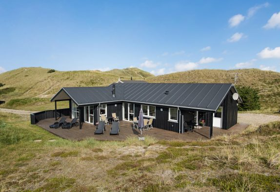 Stilechtes Ferienhaus mit guter Ausstattung und Lage