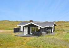 Ferienhaus mit toller Terrasse, Internet & schöner Lage. Kat. nr.:  D3253, Baunebjergvej 86;