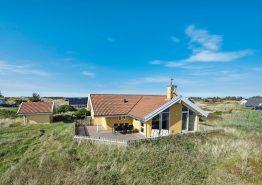 Tolles Ferienhaus mit geschlossener Terrasse und Wärmepumpe (Bild 1)