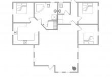 Gepflegtes Haus mit Kaminofen & geschlossener Terrasse (Bild 2)