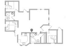 Hyggeligt ikke-ryger-hus i Haurvig med spa og sauna (billede 2)