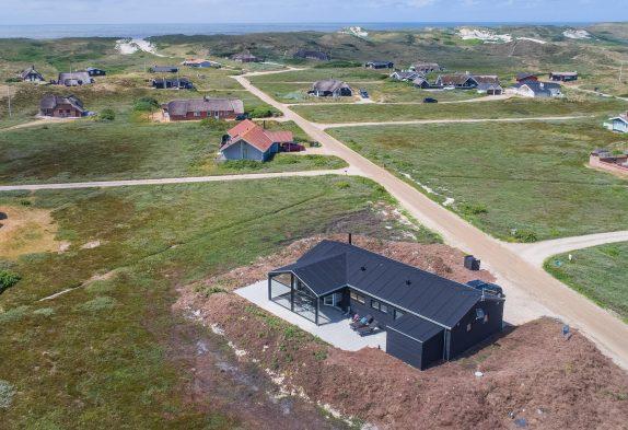 5-Sterne Ferienhaus mit Whirlpool, Sauna und strandnaher Lage