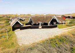 Schickes Poolhaus mit Whirlpool und Sauna in strandnaher Lage (Bild 1)