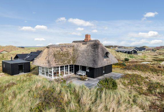 Stilvolles neu renoviertes Reetdachhaus mit dem gewissen Etwas