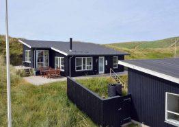 Modernes Ferienhaus mit toller Aussicht nah am Strand. Kat. nr.:  E4011, Karen Brands Vej 127 B;