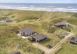 Modernes Ferienhaus mit toller Aussicht nah am Strand. Kat. nr.:  E4011, Karen Brands Vej 127B;