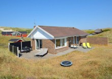 Renoviertes Ferienhaus in toller Lage, dicht am Strand